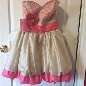 Betsey Johnson Cupcake Dress